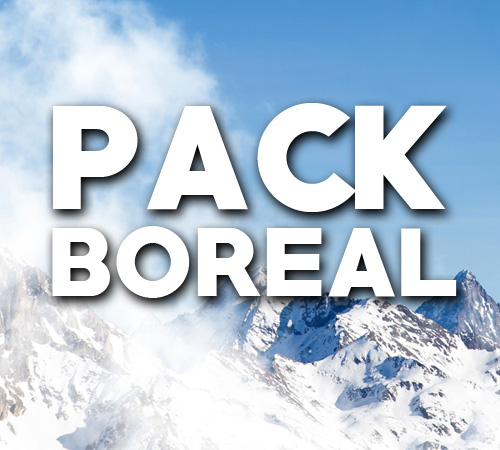 Pack Boreal
